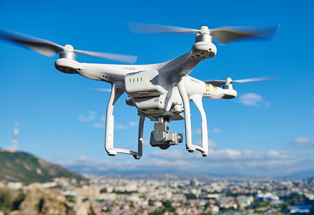iot drones South Africa